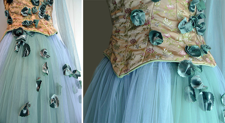 Romantic Tutu and Bodice 3