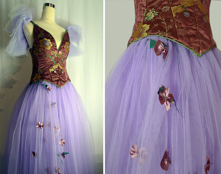 Romantic Tutu and Bodice 2